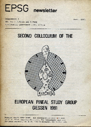 European Pineal Study Group Giessen - 1981